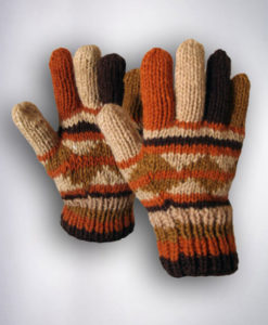 Jacquard-Glove